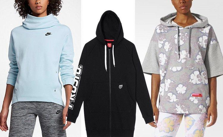 Fajne bluzy [1 - Nike, 2 - Prosto, 3 - Adidas]