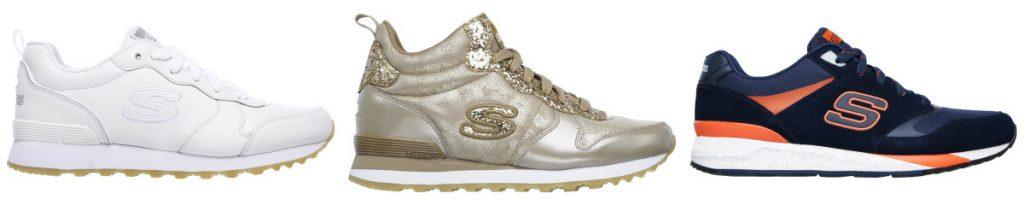 Skechers kolekcja SS17 - buty damskie (materiały prasowe)