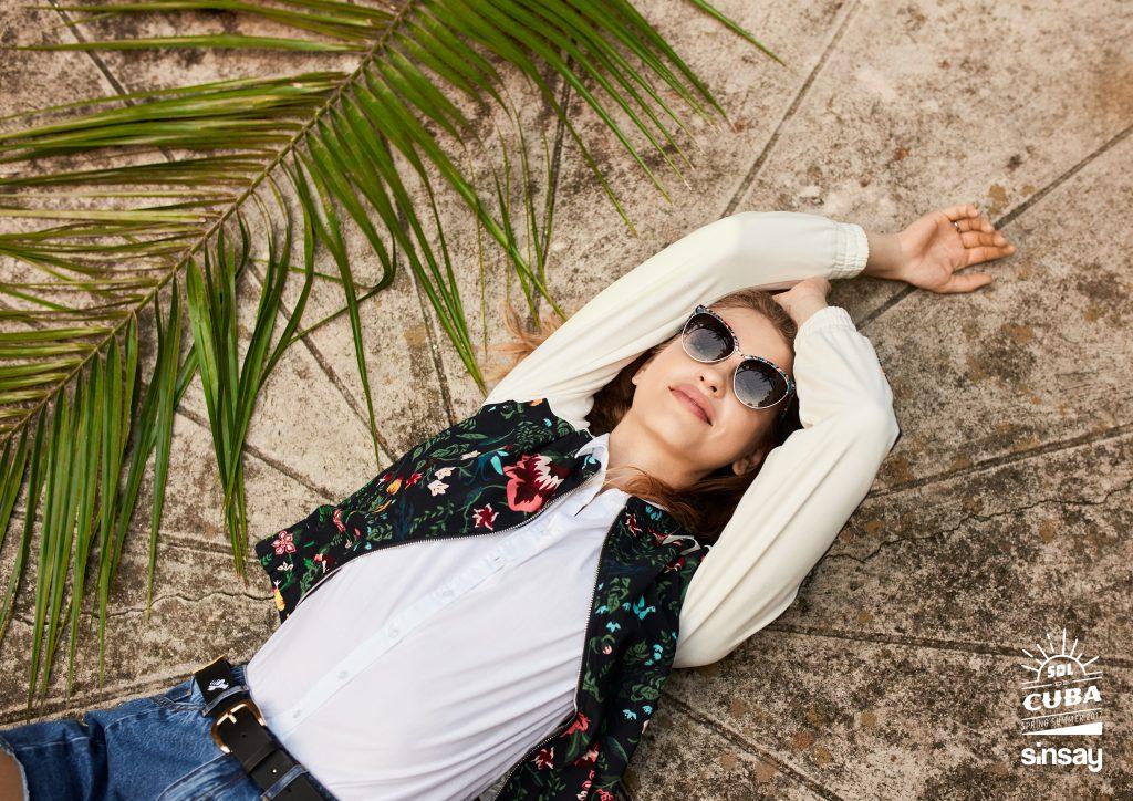 Sklepy internetowe z ubraniami młodzieżowymi: SinSay Wiosna/Lato 2017 (materiały prasowe)
