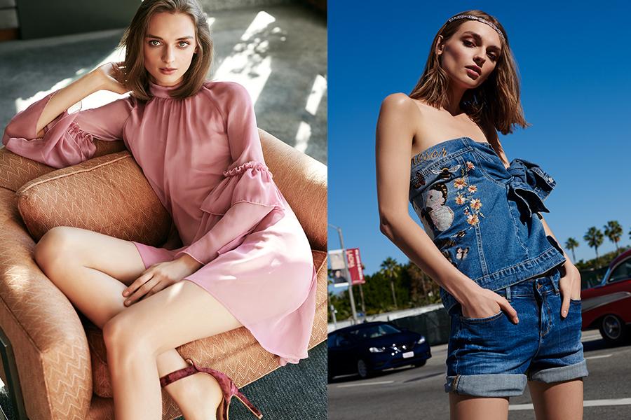 Trendy na lato w sklepach online (fot. materiały prasowe LPP: Mohito)