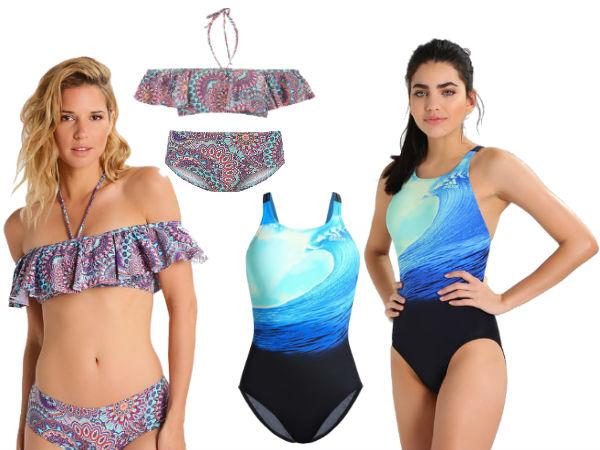 kostiumy kąpielowe jednoczęściowe wyszczuplające