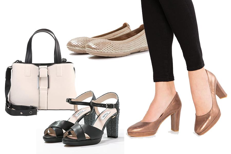 Clarks buty i dodatki w brytyjskim stylu (kolaż redakcja /materiały partnera)