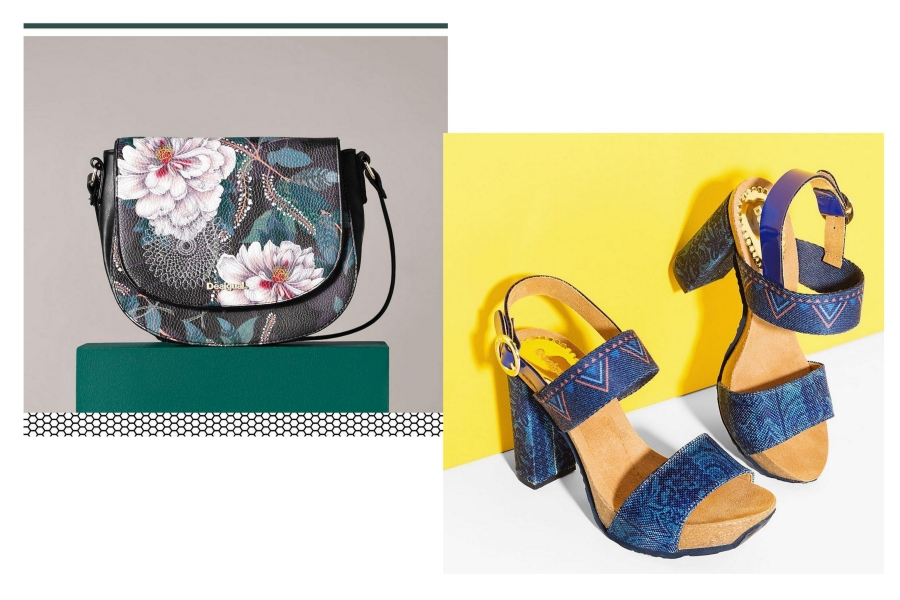desigual torebki i buty