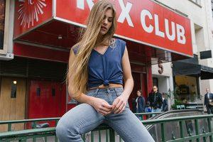 Lee Jeans, spodnie Scarlett (materiały prasowe)