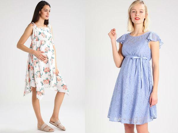 sukienki letnie ciążowe