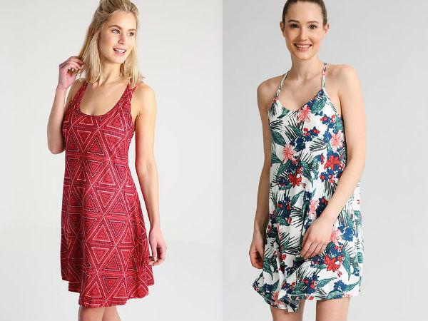 sukienki letnie plażowe