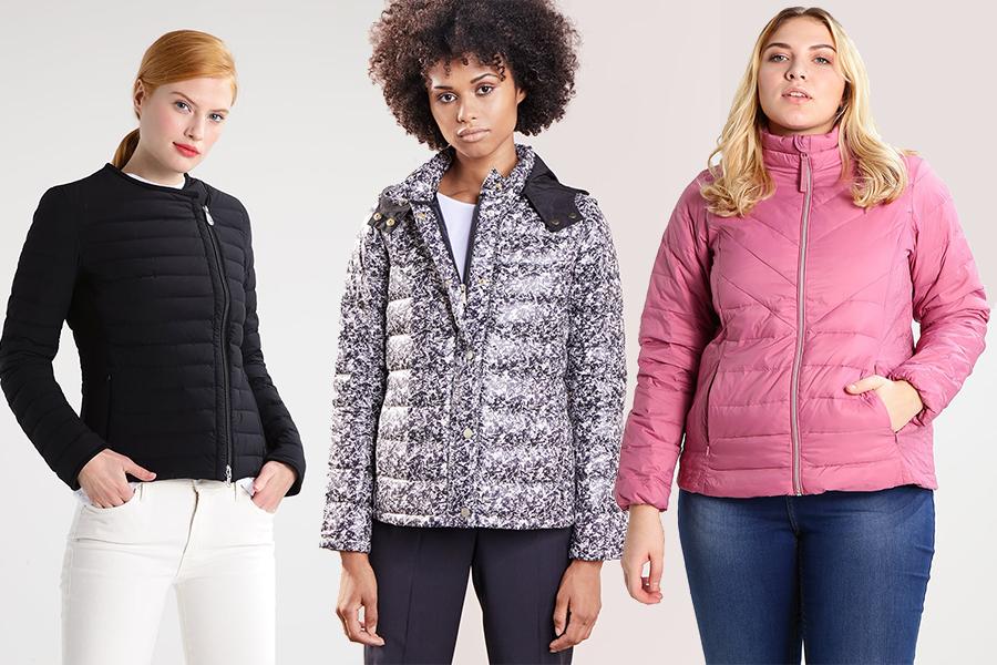 Kurtki zimowe puchowe damskie - różne modele z oferty Zalando (materiały partnera)