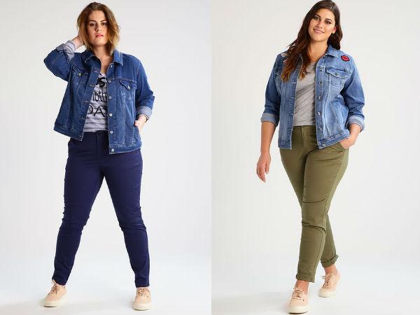 jeansy chinosy