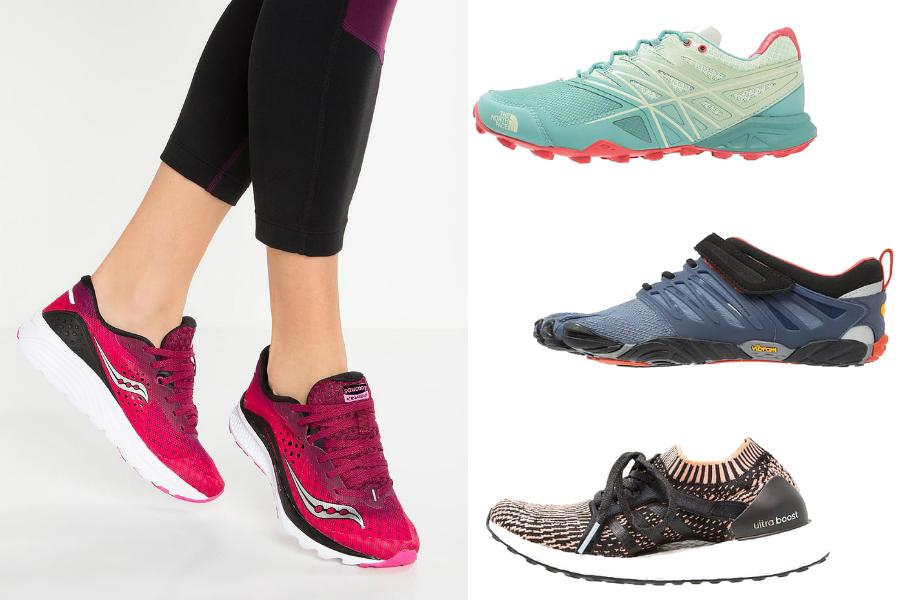 obuwie sportowe do biegania