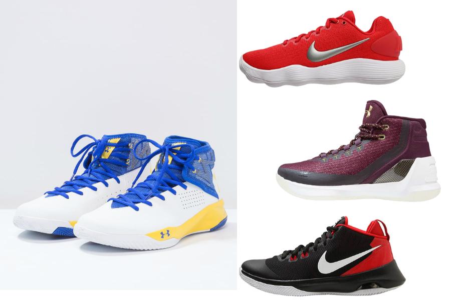 obuwie sportowe do koszykówki