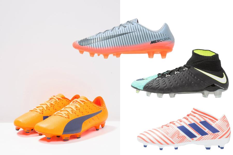 obuwie sportowe piłkarskie
