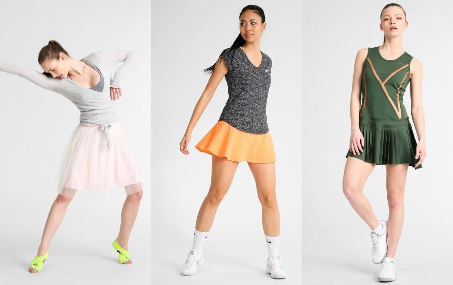 odzież sportowa sukienki
