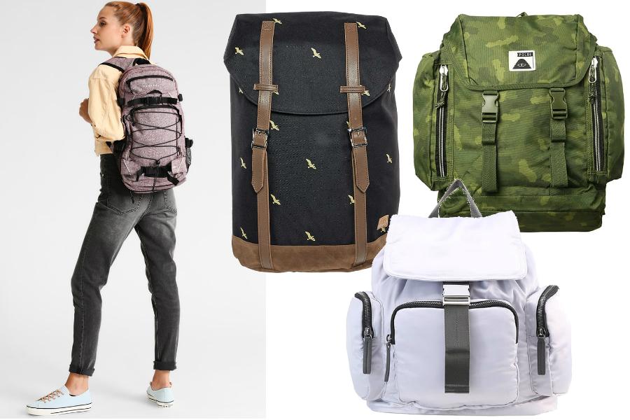 plecaki podróżne