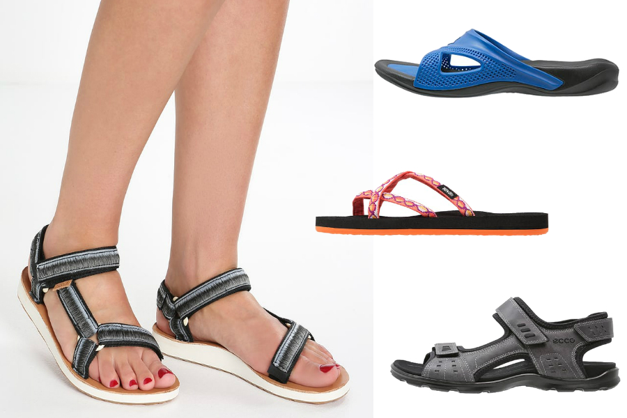 obuwie sportowe sandały