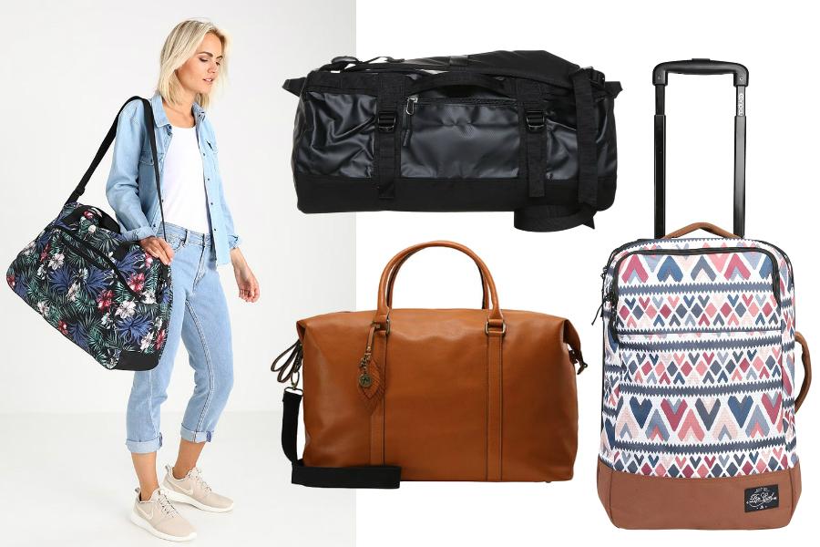 walizki i torby podróżne