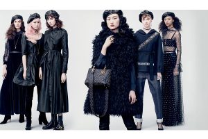 Dior - kampania AW 2017-18 (materiały marki)