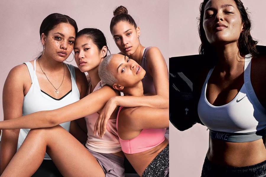 Nike walczy o prawa kobiet (materiały instagram.com/nikewomen)
