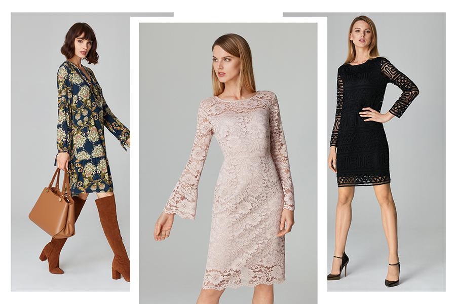 8cb77a3780 Taranko kolekcja AW 2017  sukienki (materiały Taranko)