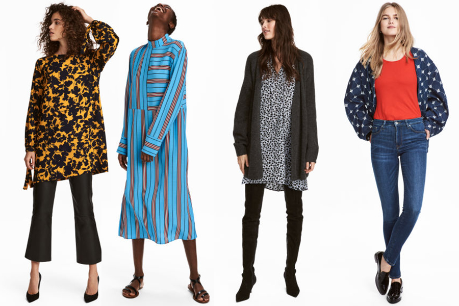 Oferta H&M online (materiał marki)