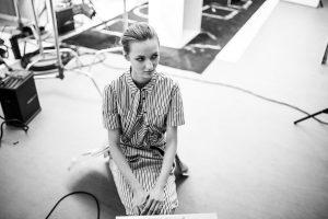solar s/s 2017 backstage by Łukasz Wajszczyk