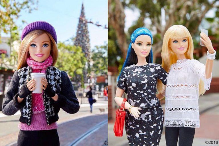 Spada sprzedaż Barbie /fot. instagram.com/barbiestyle)