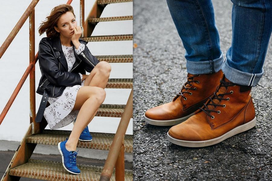 ecco buty damskie i męskie