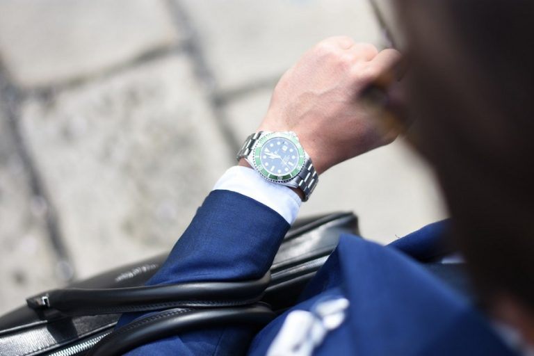Rynek luksusowych zegarków rośnie (fot. unsplash)